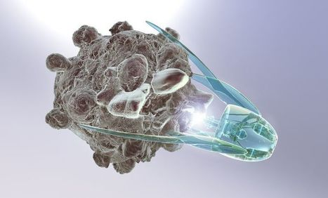 How Ingestibles and Nanotechnology Are Changing Medicine | Digital Health | Scoop.it