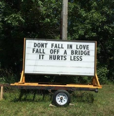 Don't fall in love… | Quotes | Scoop.it
