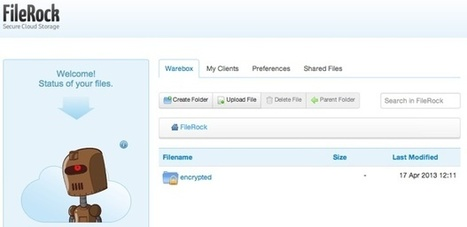 FileRock : un Dropbox open-source et chiffré - MacGeneration - MacGeneration | Ressources thématiques cbb mobile | Scoop.it