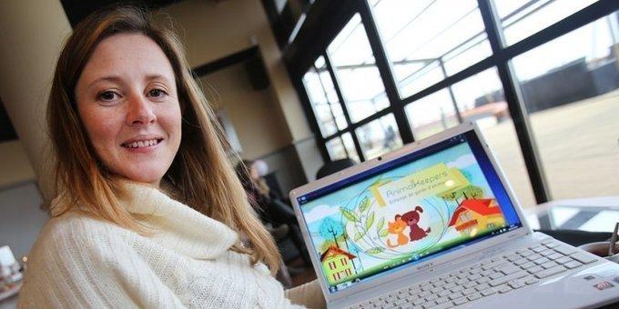 Garde d'animaux: une Landaise crée un site gratuit destiné aux particuliers