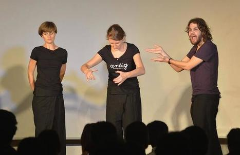 Right here, right now - The Hindu | All Things Impro(v) | Scoop.it