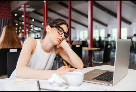 3 Reasons You Can't Motivate Yourself At Work Anymore -- And How To Overcome Each One   itsyourbiz   Scoop.it
