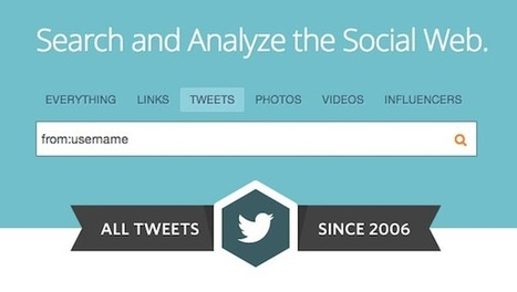 How To Use Topsy To Find Your First Tweets [TWITTER TIPS] - AllTwitter | Social Media Job Hunt | Scoop.it