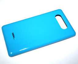 Light Blue Genuine New Nokia Lumia 820 Battery Cover Back Case Replacement | nokia lumia 820 920 620 battery cover replacement | Scoop.it