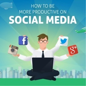 How To Be More Productive On Social Media | Tourism Storytelling, Social Media and Mobile | Scoop.it