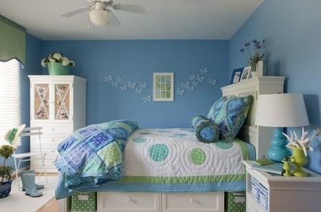 100 Trendy & Cool Teen Bedroom Design Ideas 2014 | Interior  Design and Home Décor | Scoop.it