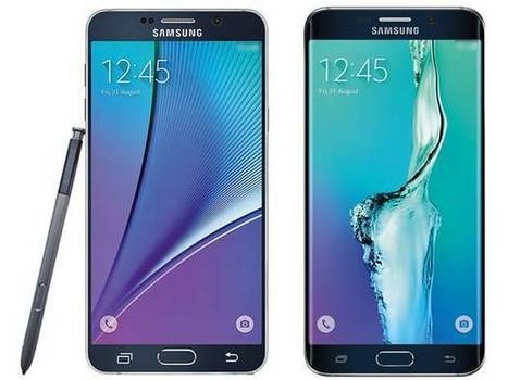 Samsung Galaxy Note 5, S6 Edge images leaked - The Independent | Samsung mobile | Scoop.it