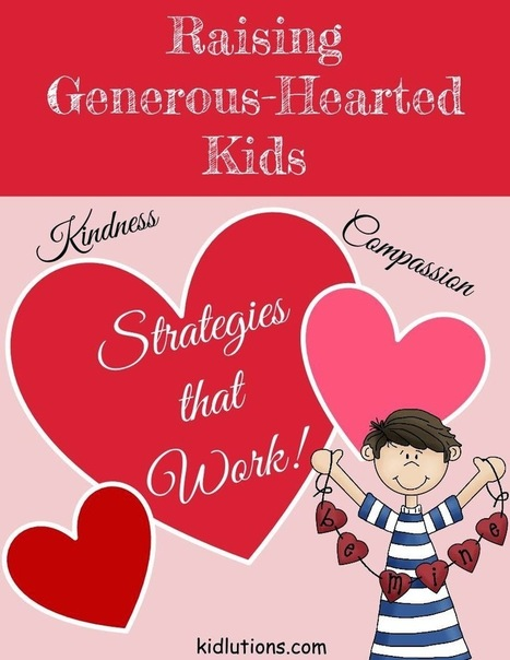 """""""Spin-Doctor Parenting"""": Raising Generous Hearted Kids 