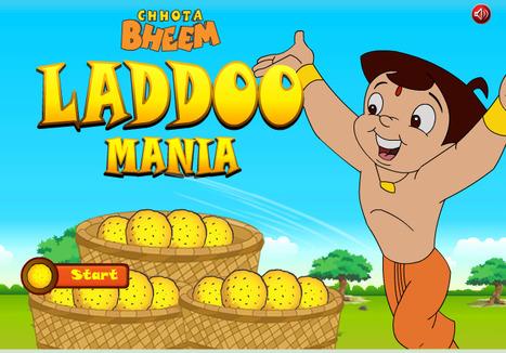 Play Chhota Bheem Free Online | Play Candy Crush Saga Games | Scoop.it