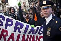 Spring training for Occupy Wall Street protesters | Urban Life | Scoop.it