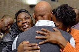 Ex-death row inmate in SC walks out a free man - National News - bellinghamherald.com | Nancy Lockhart, M.J. | Scoop.it