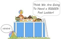 Top 5 Above Ground Pool Ladders For Heavy People With Reviews   For Big And Heavy People   Home & Office   Scoop.it