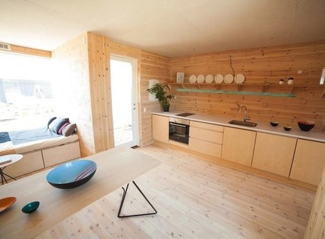 Shipping container-based student housing planned for Copenhagen   Sustainable Technologies   Scoop.it