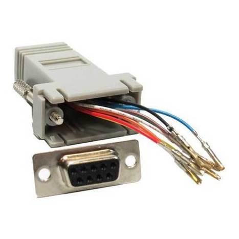 Buy Modular Adapter-DB9 Female to RJ45 Online | Shopping | Scoop.it