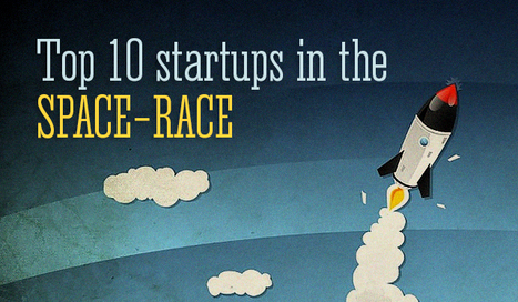 "Top 10 Startups who are the most promising participants in the ""Space-Race"" today 