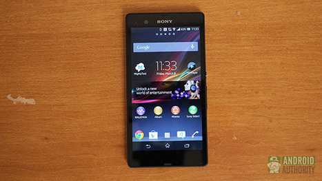 The Sony Xperia Z.. review | Mobile IT | Scoop.it