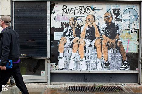 Baltimore Street Artist Nether hits London | Hookedblog — UK Street Art | World of Street & Outdoor Arts | Scoop.it