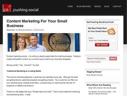 Top 10 Social Media Blogs, The 2013 Winners! | Social Media ... | Google Plus and Social SEO | Scoop.it