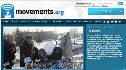 Movements.org: defendiendo los derechos humanos con la ayuda de la tecnología | Periodismo Ciudadano | Periodismo Ciudadano | Scoop.it