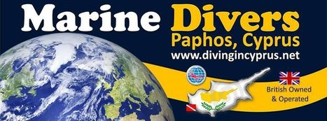 Marine Divers | Facebook | Cyprus Scuba Diving - Paphos & Zenobia | Scoop.it