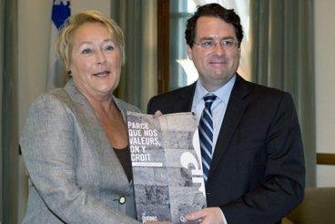 Attaque en règle contre la Charte des valeurs | Denis Lessard | Politique québécoise | Charte des valeurs québécoises et montée de l'extrême-droite en Europe | Scoop.it