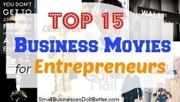 Top 15 List of Business Movies for Entrepreneurs   Small Business   Scoop.it