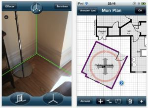 MagicPlan, l'application qui fait les plans toute seule | Infographie 3D | Scoop.it