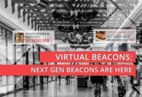 Virtual Beacons: Next Gen Beacons are Here   Tech Latest   Scoop.it