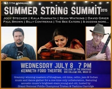 National Fiddle Champion Clarridge siblings bring 11th Annual String Summit to ... - A News Cafe   Diverse Eireann-Festivals and Music   Scoop.it
