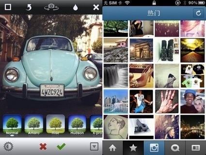Top 10 iPhone/iPad Photo And Video Editing Apps For 2012 | designrfix.com | Students with dyslexia & ADHD in independent and public schools | Scoop.it