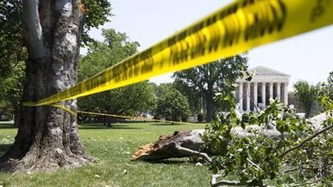 Unusually massive line of storms may affect 1 in 5 Americans | News You Can Use - NO PINKSLIME | Scoop.it