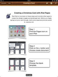 Creating Greetings Cards with iPad Pages | Primary education learning | Scoop.it