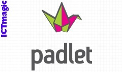 Padlet | ICTmagic | Scoop.it