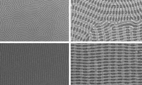 Polymer nanowires that assemble in perpendicular layers could offer route to tinier chip components   Durabilite-infos   Scoop.it