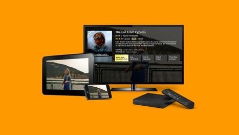 Amazon takes on YouTube with launch of Amazon VideoDirect | Entrepreneurship, Startups & VCs | Scoop.it