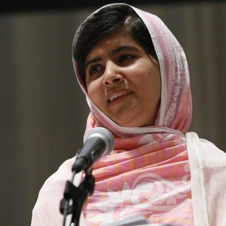 'I Am Malala' Music Video Celebrates Global Education - Mashable | Each One Teach One, Each One Reach One | Scoop.it