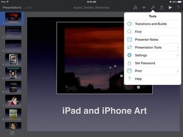 iWork Apps for iPad Updated: Password Protection for Files & New Features Added | iPad Insight | Edtech PK-12 | Scoop.it