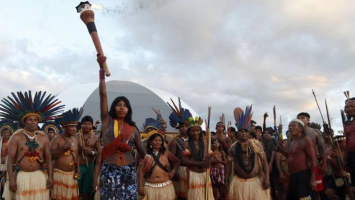 Bienvenue au Brésil pour les Jeux indigènes | Le Figaro | À la une | Scoop.it