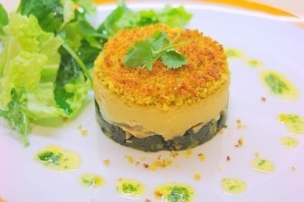 Bacalhau em cama de grelos com puré de grão Be & Me Cuisine | Foodies | Scoop.it
