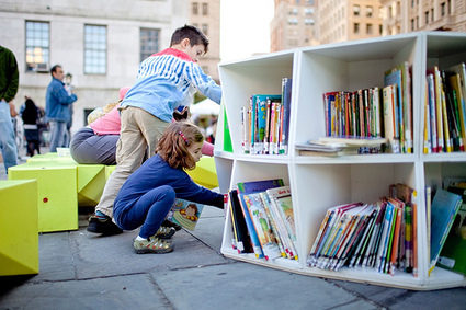 Street Smarts: The Uni Project | The importance of libraries in getting children to read | Scoop.it