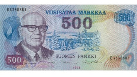 Finland's Most Beautiful Banknote Chosen | Finland | Scoop.it