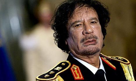 CLOWNIZATION »» Libya Declares Gaddafi Rapes as War Crimes - #OCAMPO #ICC #LIBYA #VIAGRALIARS   Saif al Islam   Scoop.it