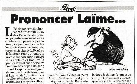 Prononcer Laïme... | Variétés entomologiques | Scoop.it