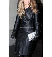 Jennifer Lopez Leather Coat | Designers Women Leather Jackets & Pants | Scoop.it