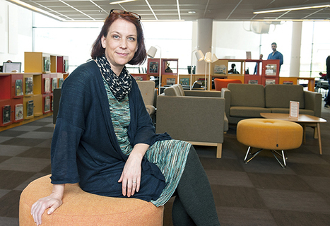 Hur formas en bibliotekaries yrkesidentitet? - Nyheter - Högskolan i Borås | Skolbiblioteket och lärande | Scoop.it