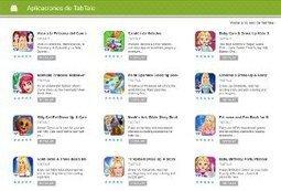 JueduLand Blog: Chuletario de aplicaciones educativas Android para revisar | Recursos para el aula | Scoop.it