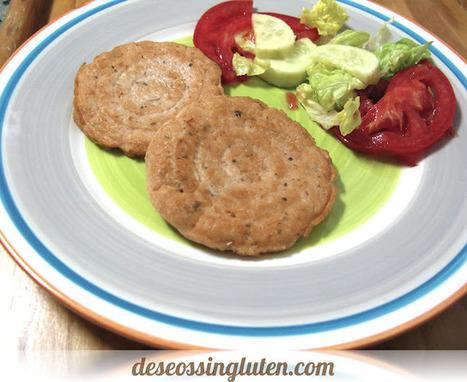 Deseos Sin Gluten: HAMBURGUESAS DE SALMÓN Y MERLUZA ... | Gluten free! | Scoop.it