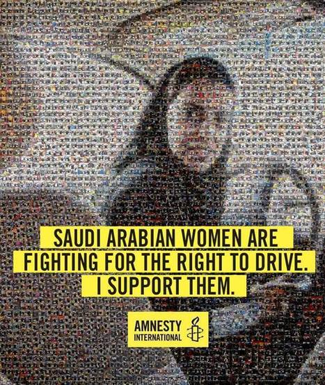 #Saudi #Women must be allowed to drive! | Human Rights and the Will to be free | Scoop.it