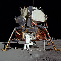 The First Men on the Moon: The Apollo 11 Lunar Landing | Microsimulation | Scoop.it