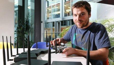 Algoritmo desarrollado por estudiante multiplica hasta 7 veces la velocidad del WiFi   Competencias para el Aprendizaje   Scoop.it